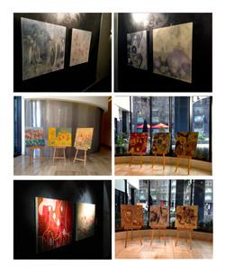 Exhibiton-Events-Vogue-Society-Apartments-Selva-Veeriah-Artist-Melbourne