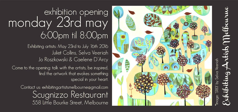Exhibiton-Events-Scugnizzo-Selva-Veeriah-Artist-Melbourne