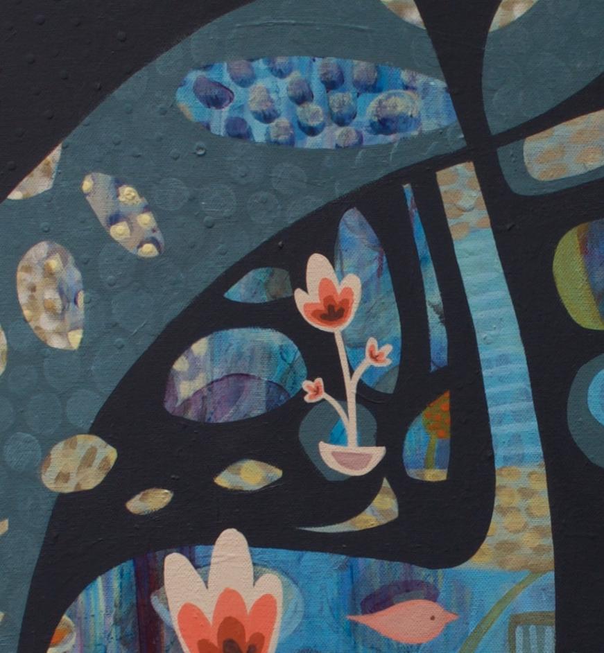 S201 Artwork Details (Top Left)