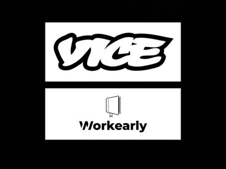 To vice μιλάει για το workearly και την εξ αποστάσεως εργασία