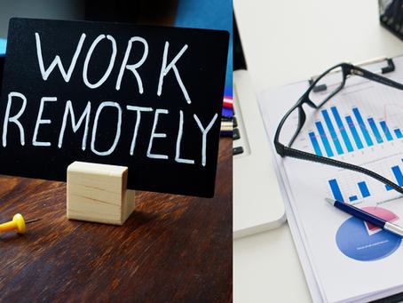 DATA ANALYST:Εργασία εξ΄ αποστάσεως και προοπτικές