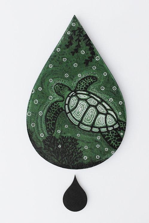 Goutte grenouille - Grand modèle
