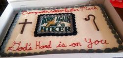 Always need cake!