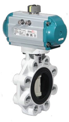 Butterfly valves - FKO model by Interapp