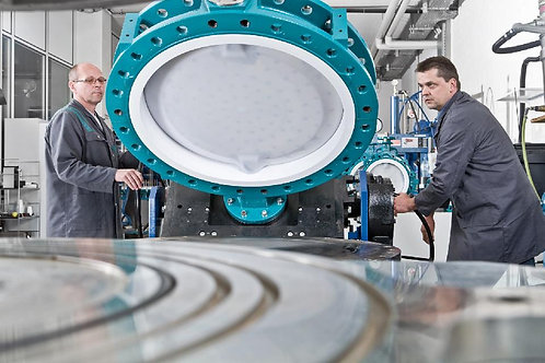 Butterfly valves - Bianca model by Interapp