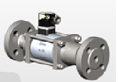 Coaxial Valves - Co-ax model by Muller