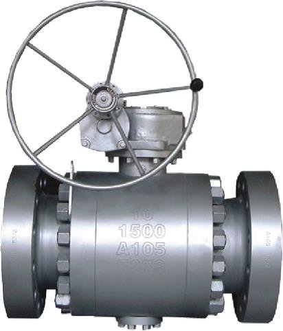 Trunnion Ball Valves by Alco