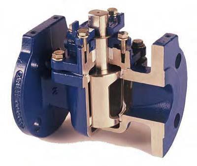 Plug Valve chem-plug model by SMG