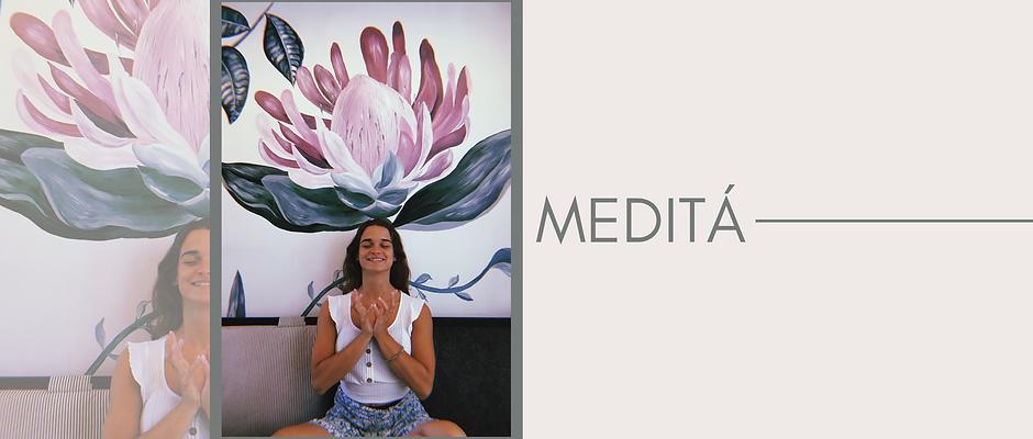 Pack Meditá - Liberando la Energía