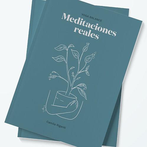 E-book Meditaciones Reales