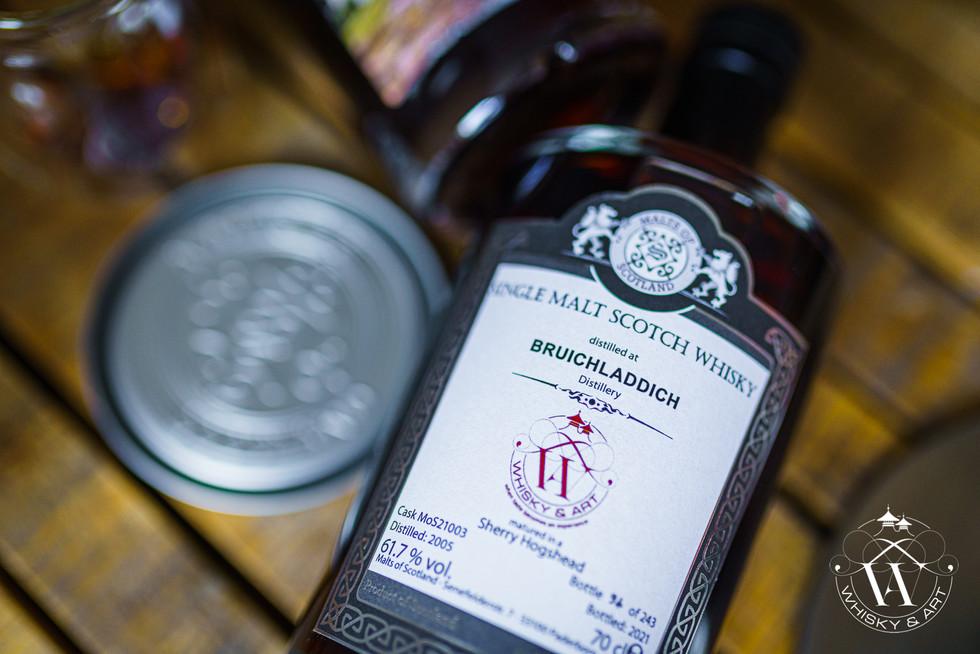 Bruichladdich Malt Whisky MoS