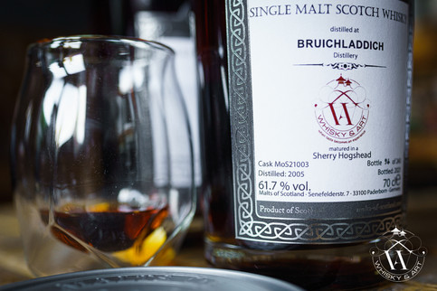 Malts of Scotland Bottling exclusive for