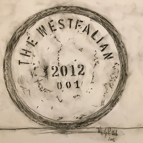 The Westfalian Fass / Hogshead