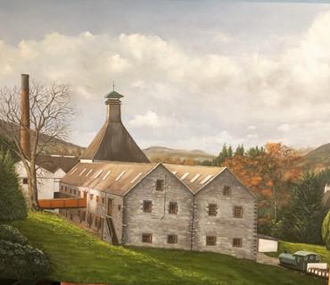 Aberfeldy Distillery