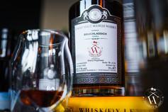 Whisky Bottling Bruichladdich
