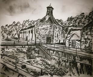 Speyside Distillery in Rothes