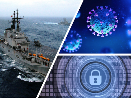 Aircraft Carriers, Cybersecurity and COVID-19