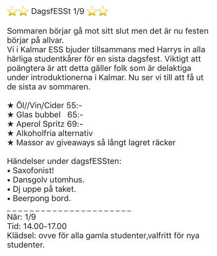 1/9 - DagsfESSt + GP