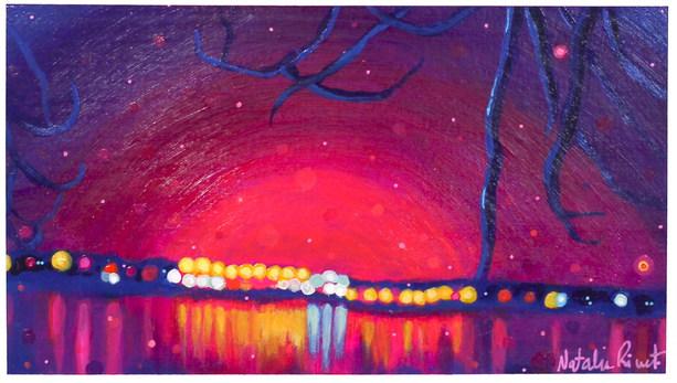 Kindling Twilight No.65, Britannia Bay