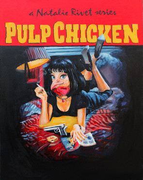 Pulp Chicken III, 2017