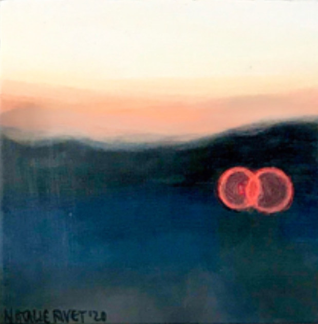 Kindling Twilight No.10