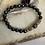 Thumbnail: Diamond, Hematite & Mystic Moonstone Bracelet