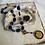 Thumbnail: Vintage Lapis St. Benedict Necklace