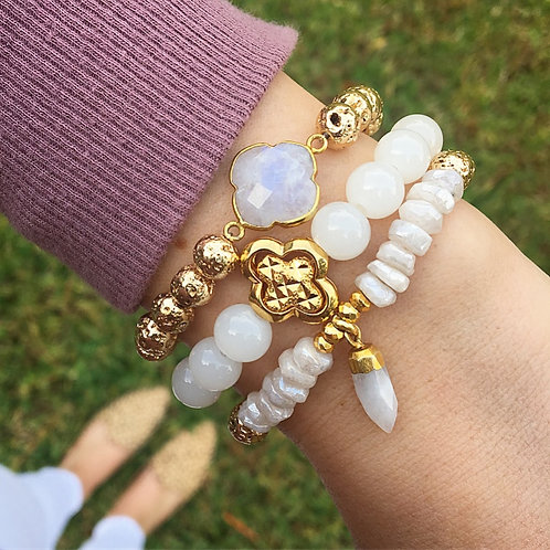 Moonstone Holiday Stack