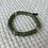 Thumbnail: Olive Vinyl & Agate Bracelet