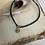 Thumbnail: Hematite Gold filled Guadalupe Bracelet