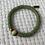 Thumbnail: Olive Cat's Eye Bracelet