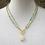 Thumbnail: Peruvian Opal & Moonstone Necklace