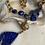 Thumbnail: Vintage Lapis Necklace