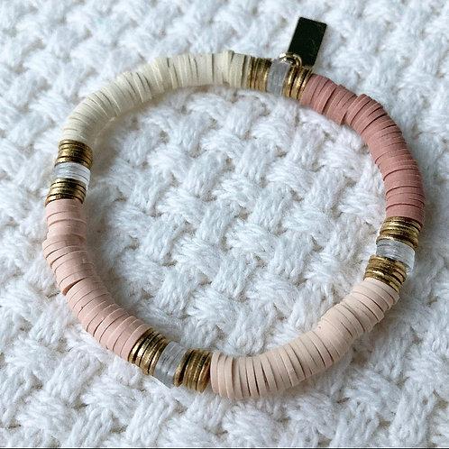 Nude Rose Bracelet