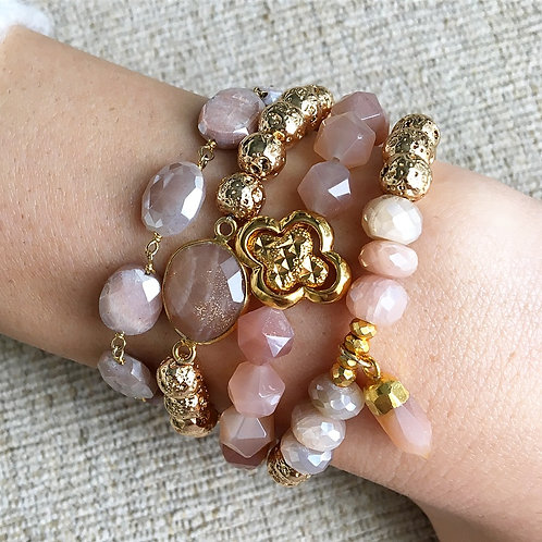 Mystic Pink Holiday Stack