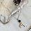 Thumbnail: Lapis Cresent Necklace