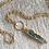 Thumbnail: Blue Kyanite Charm Necklace