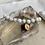 Thumbnail: Howlite Virgin Mother Bracelet