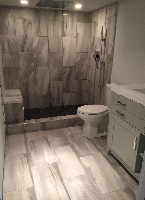 Bathroom - New Construction