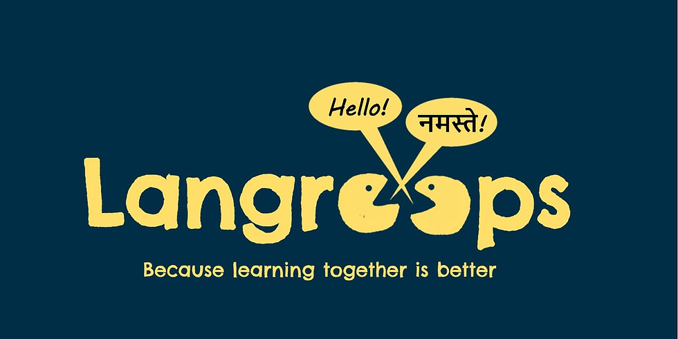 English/हिन्दी - online language exchange