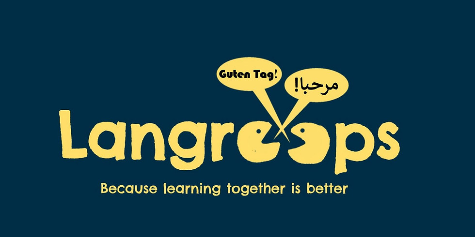 Deutsche/العربية - Online language exchange