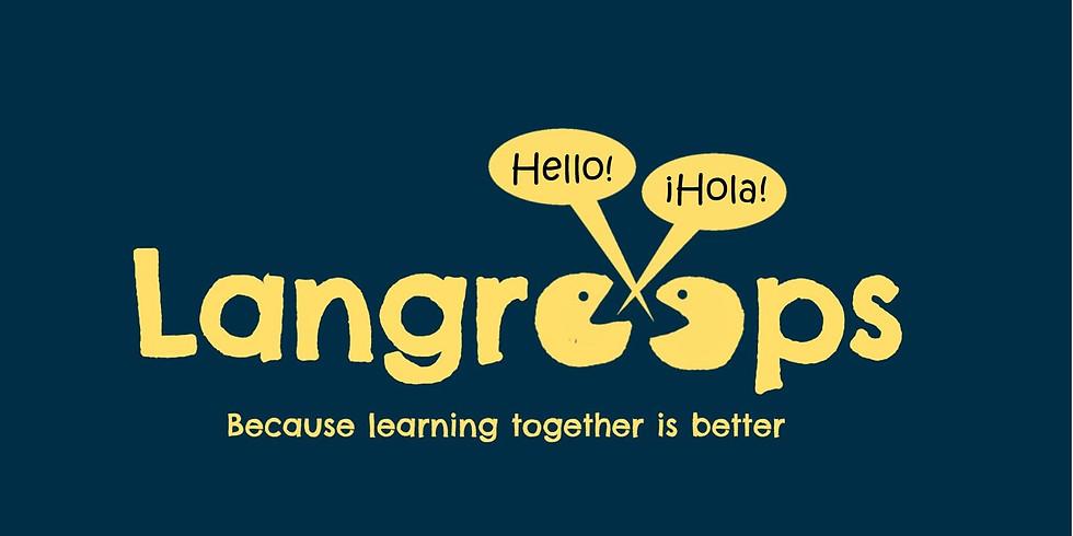español/English - Online language exchange
