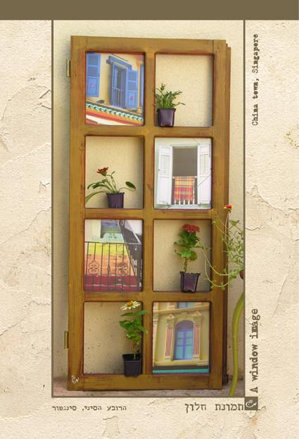 """צילומים מקוריים שלי שהפכו לתמונת חלון- """"סניגפור"""""""