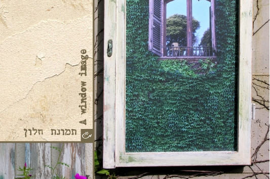 צילום מקורי שהפך לתמונת חלון- איטליה