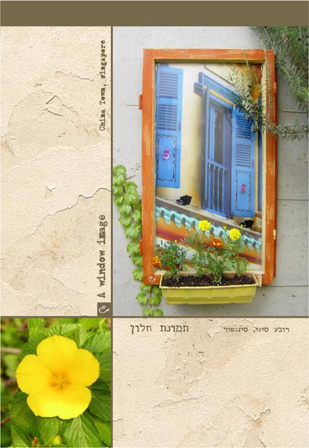 """צילום מקורי שלי שהפך לתמונת חלון- """"סינגפור"""""""