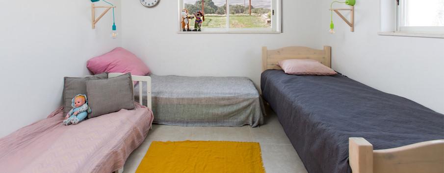 חדר כל הילדים- תקרה תכולה...