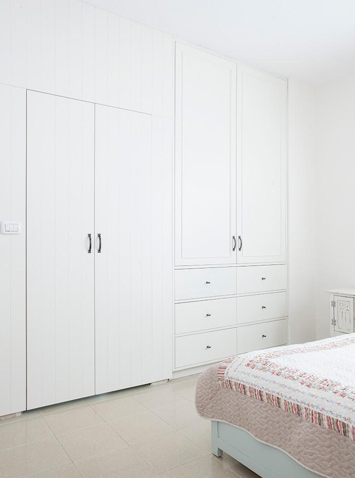 ארון בגדים של חדר השינה