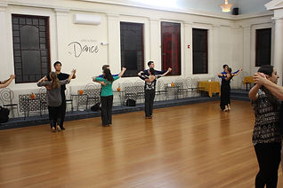 Learn to dance in one of our group classes.