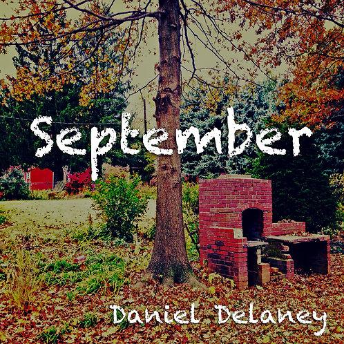 'September' for solo cello