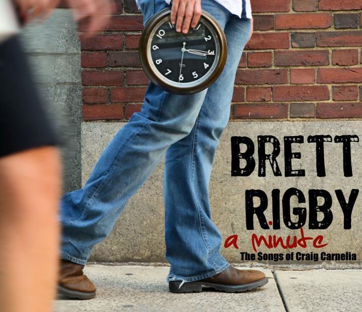 A Minute - Brett Rigby 2012